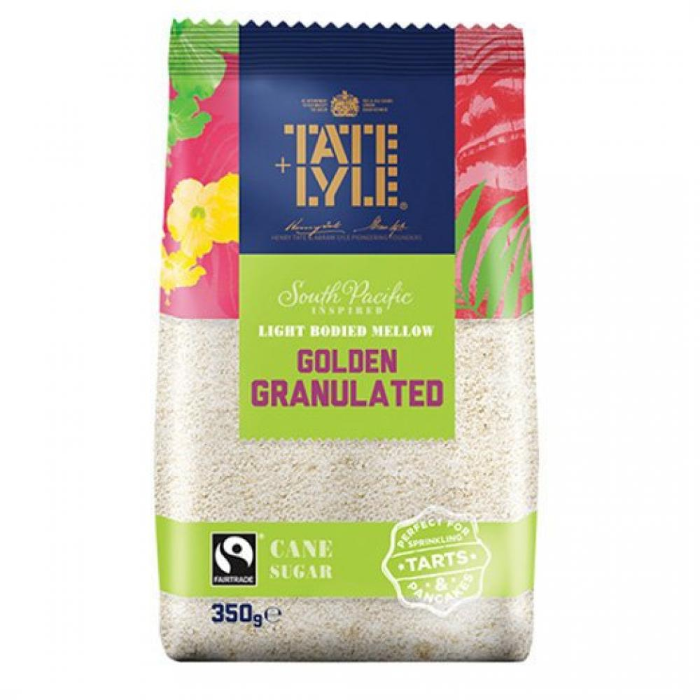 Tate and Lyle Golden Granulated Cane Sugar 350g