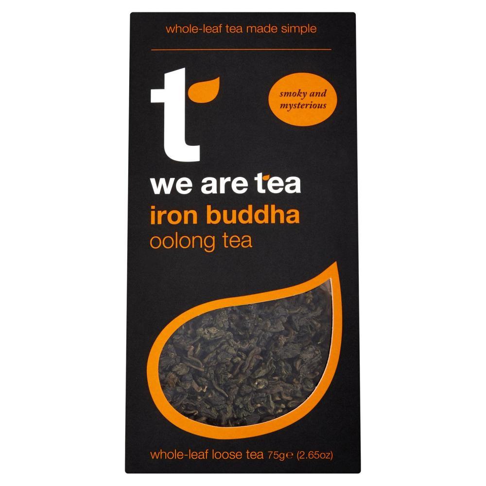 Tea Retail Iron Buddha Oolong Tea 75g