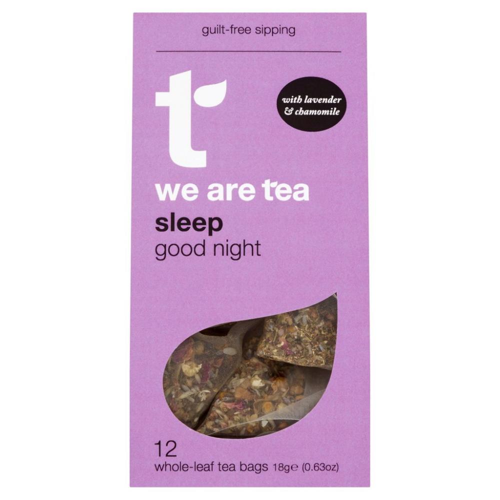 SALE  Tea Retail Sleep with Chamomile and Lavender 12 Bags