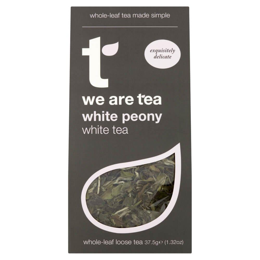 Tea Retail White Peony - White Tea 37.5g