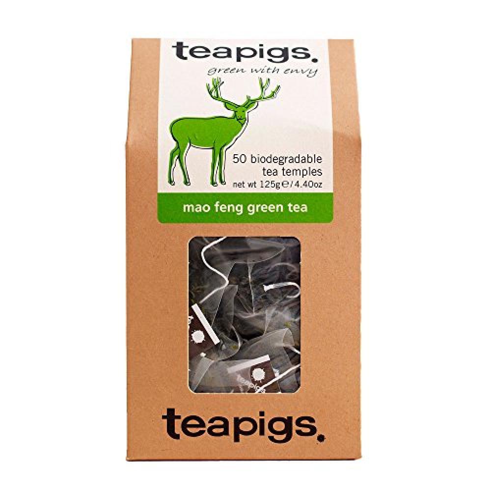 Teapigs Mao Feng Green Tea 125 g