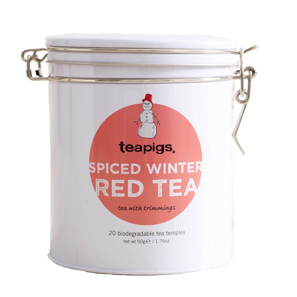 Teapigs Spiced Winter Red Tea 20 Teabags 50g