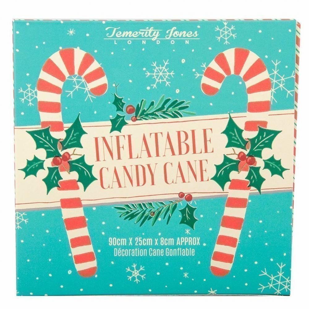 Gift Parcel  Termerity Jones London Christmas Inflatable Candy Cane