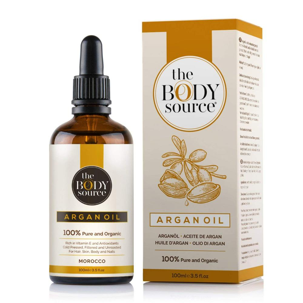 The Body Source Argan Oil Organic 100 ml