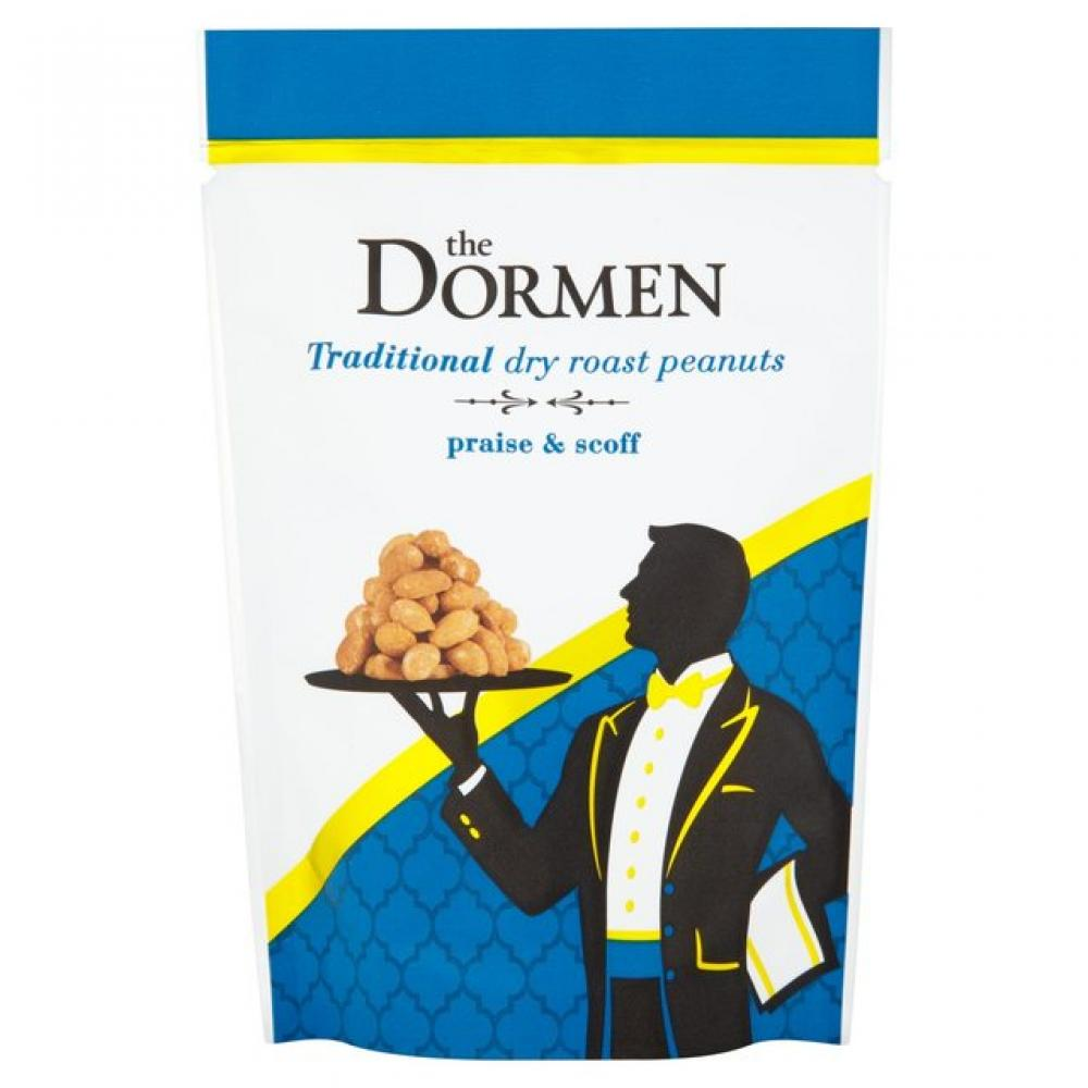 The Dormen Dry Roasted Peanuts 100g
