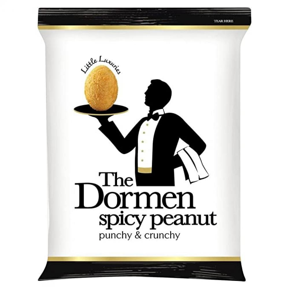 The Dormen Spicy Peanuts 160g