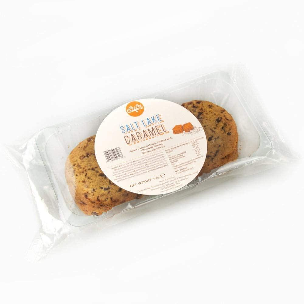 The Fine Cookie Co Salt Lake Caramel Cookies 360g