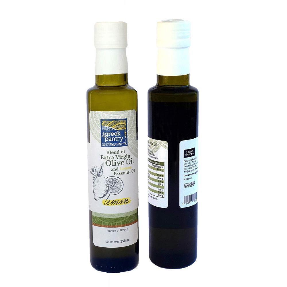 The Greek Pantry Blend of Virgin OliveLemon Essential Oil 250ml
