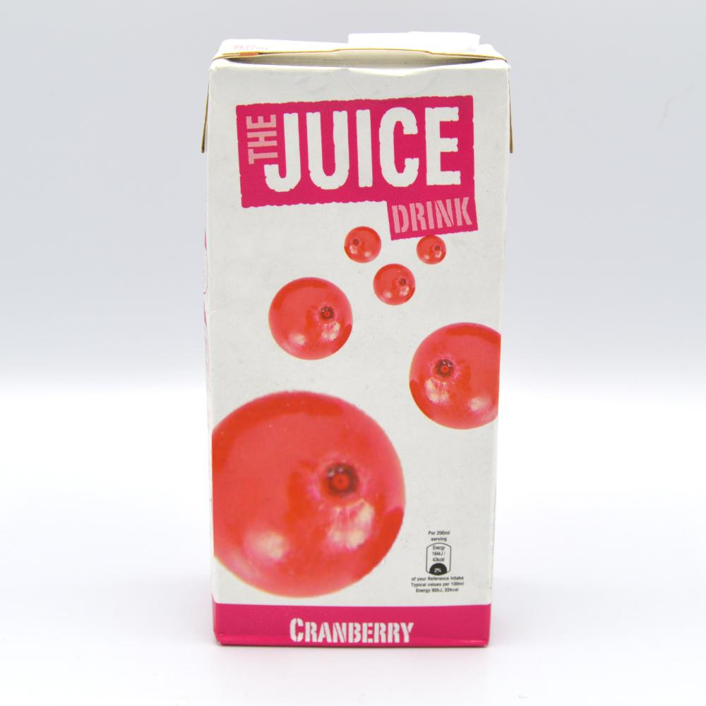 SALE  The Juice Cranberry 1 Litre