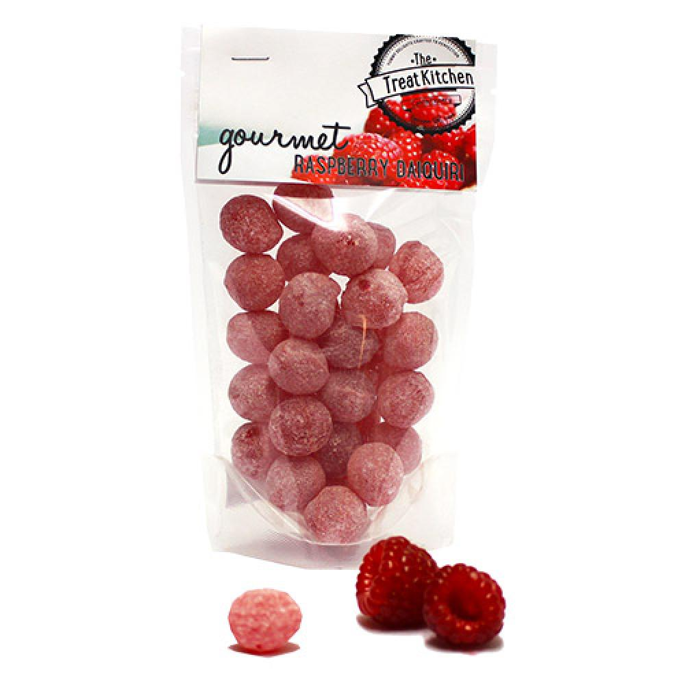 The Treat Kitchen Gourmet Raspberry Daiquiri Boiled Sweets 200g