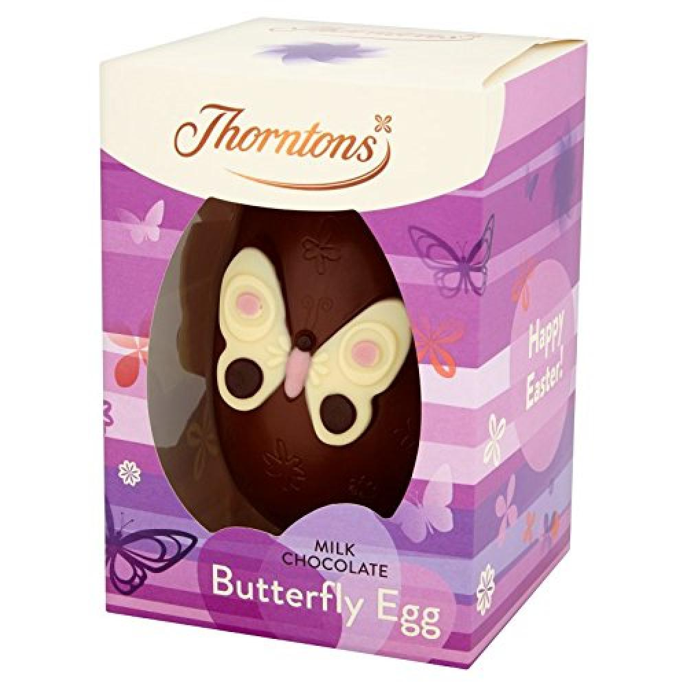 Thorntons Butterfly Egg Chocolate 149g