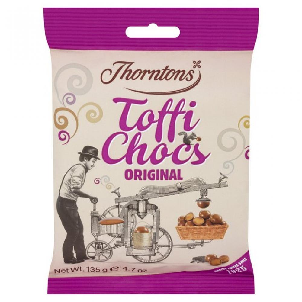 Thorntons Toffi Chocs Original 135g