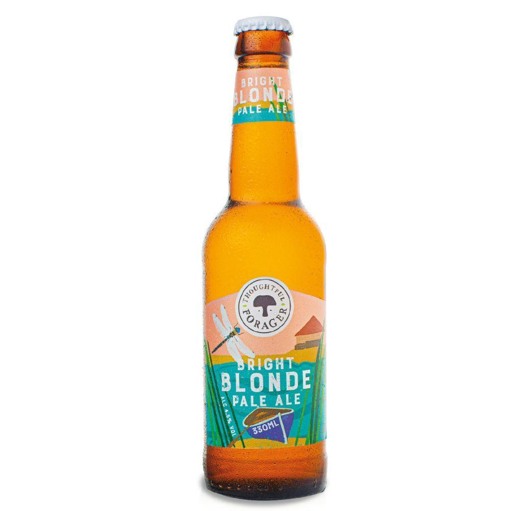 Thoughtful Forager Bright Blonde Pale Ale 330ml