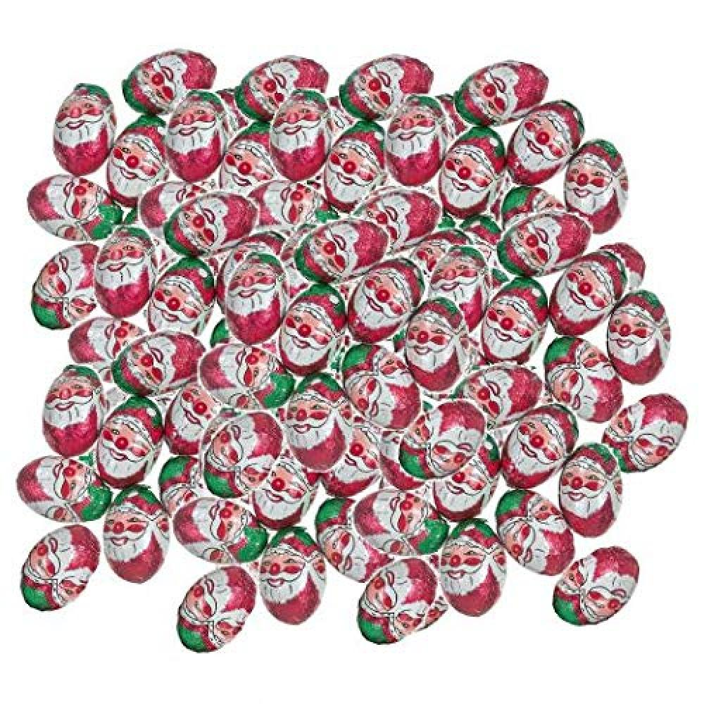 Tingo Kinnerton Christmas Chocolate Santa Balls 1kg