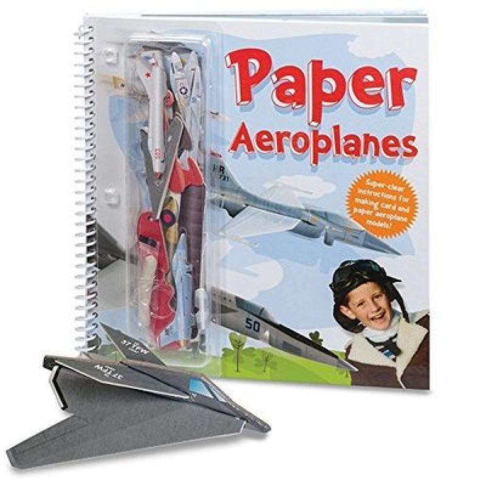 Tobar Paper Aeroplanes