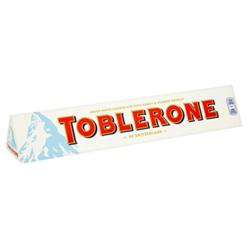 Toblerone White Chocolate Bar 360 g
