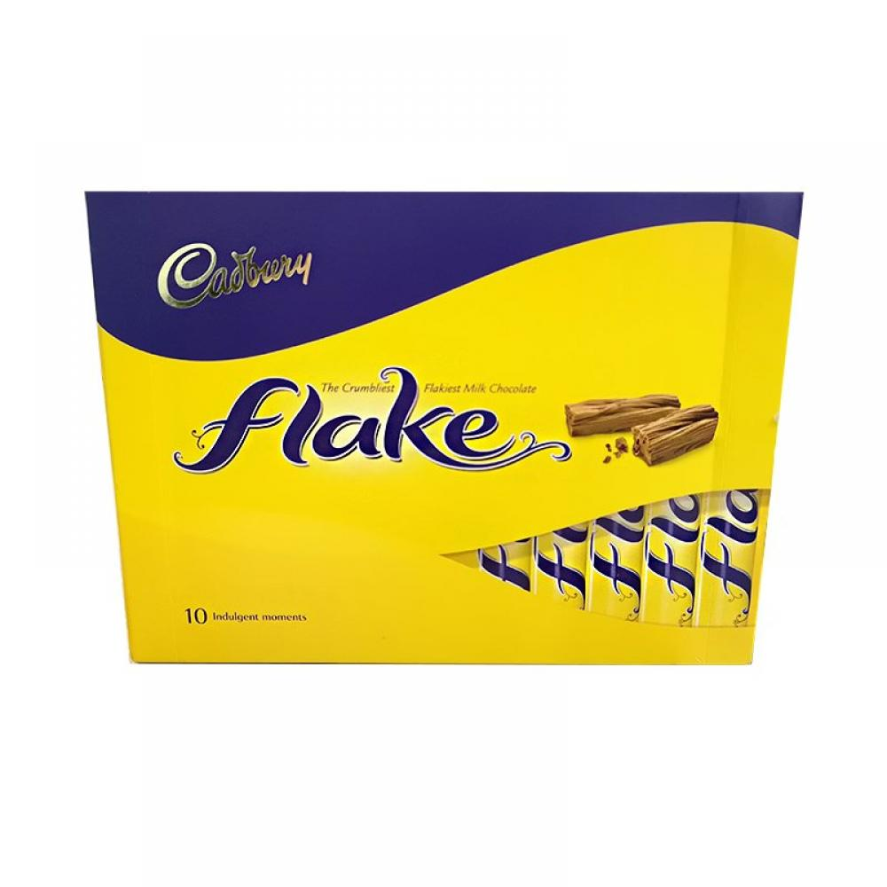 Cadbury Flake 10 Pack 256g