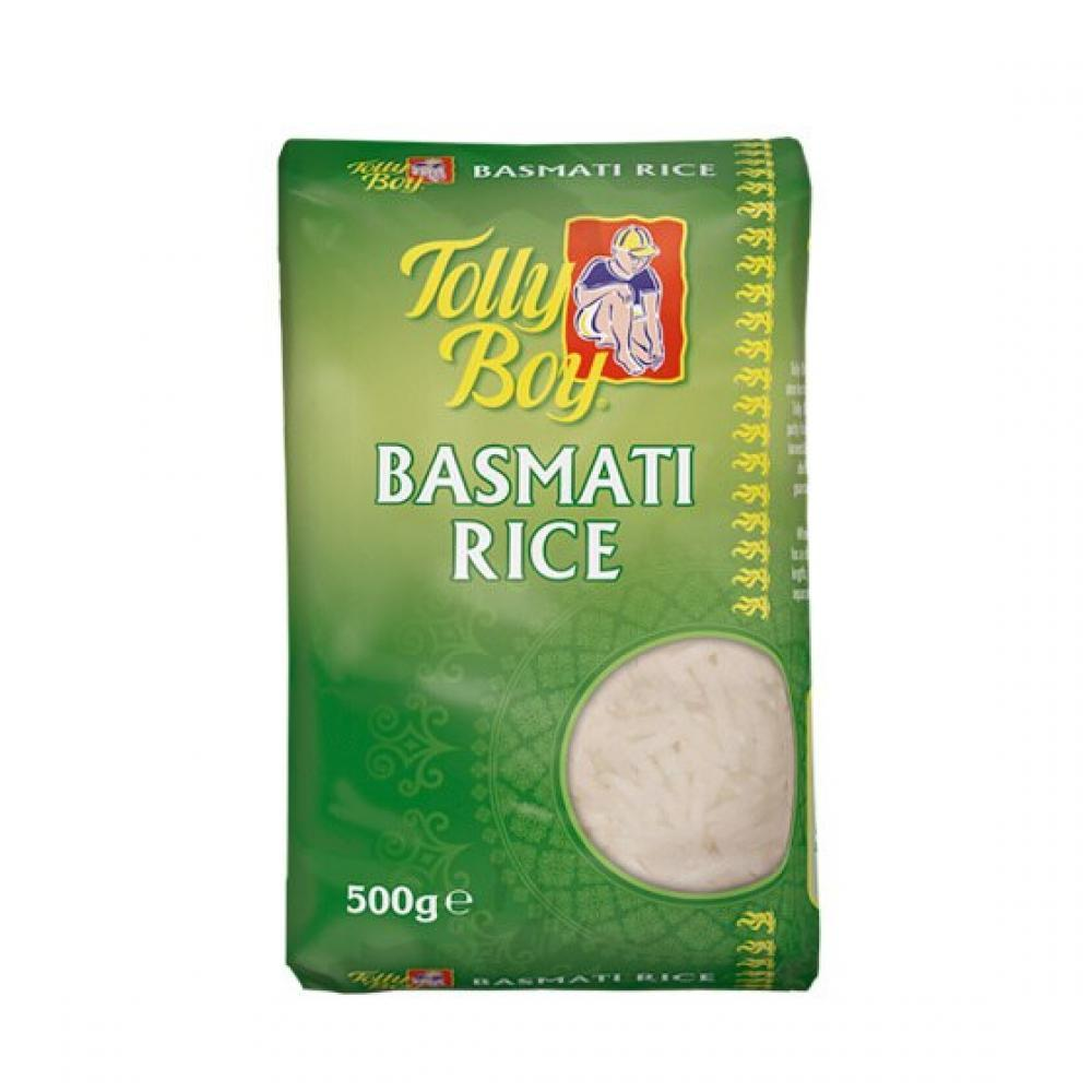 Tolly Boy Basmati Rice 500g