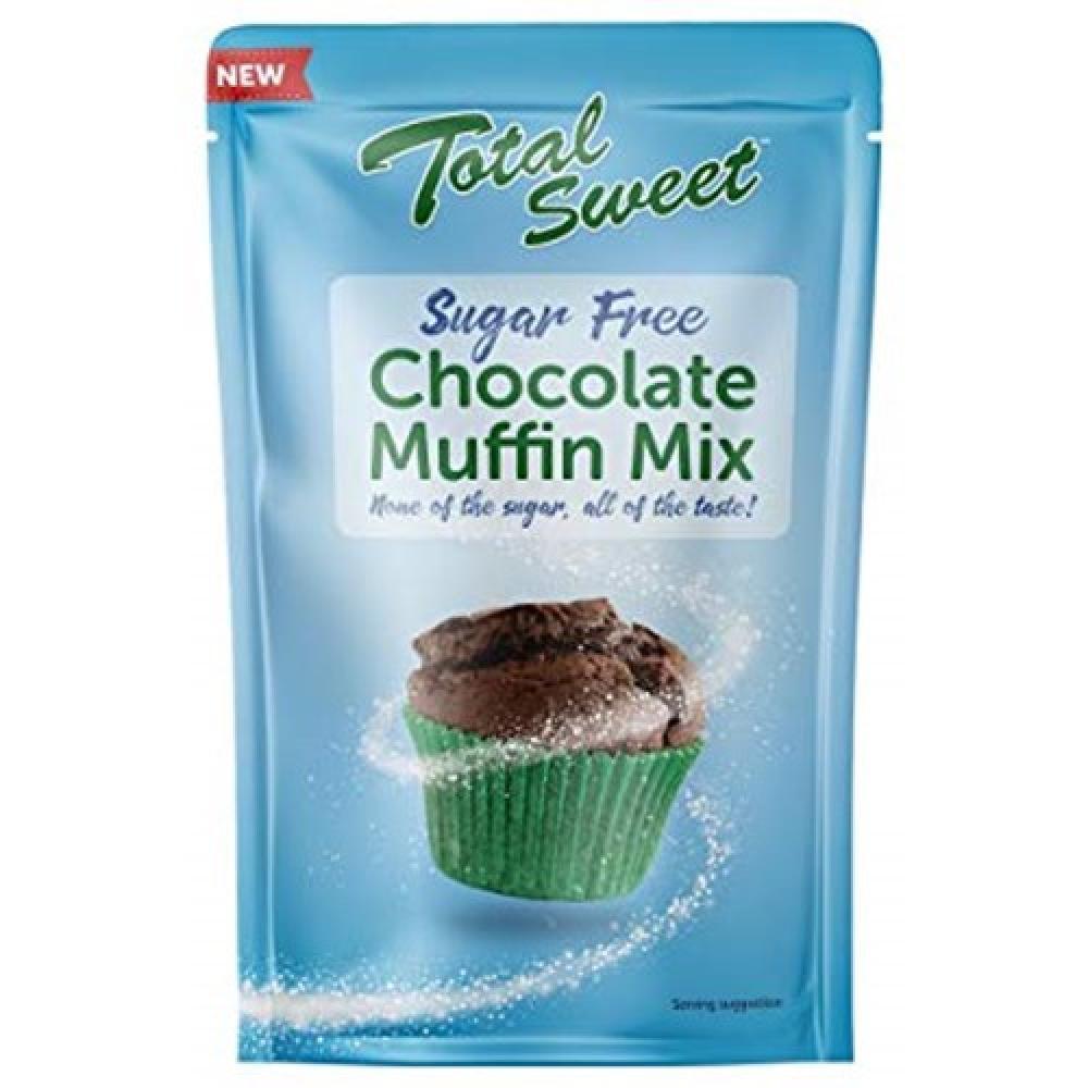 Total Sweet Chocolate Muffin Mix Sugar Free 300g