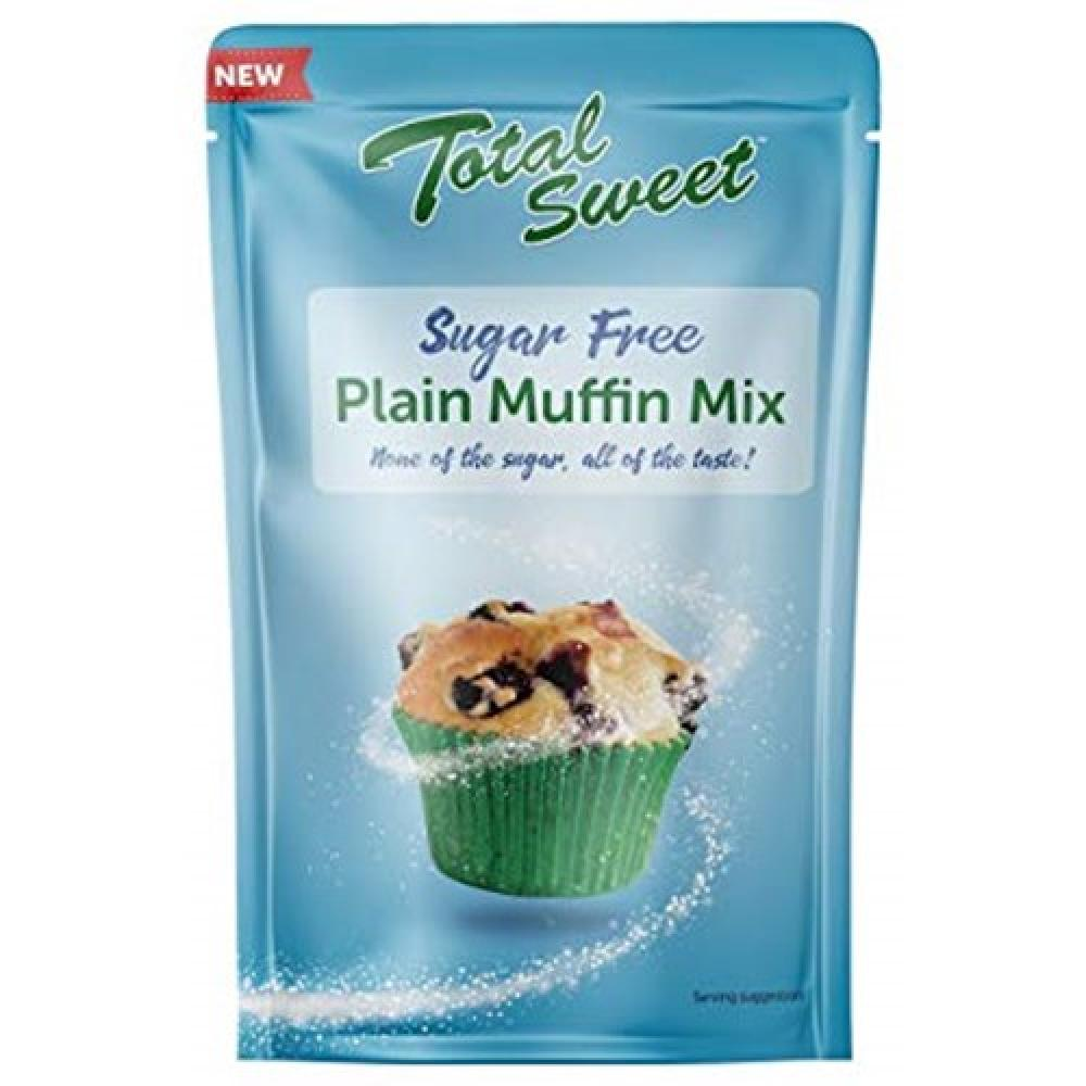 Total Sweet Plain Muffin Mix Sugar Free 300g