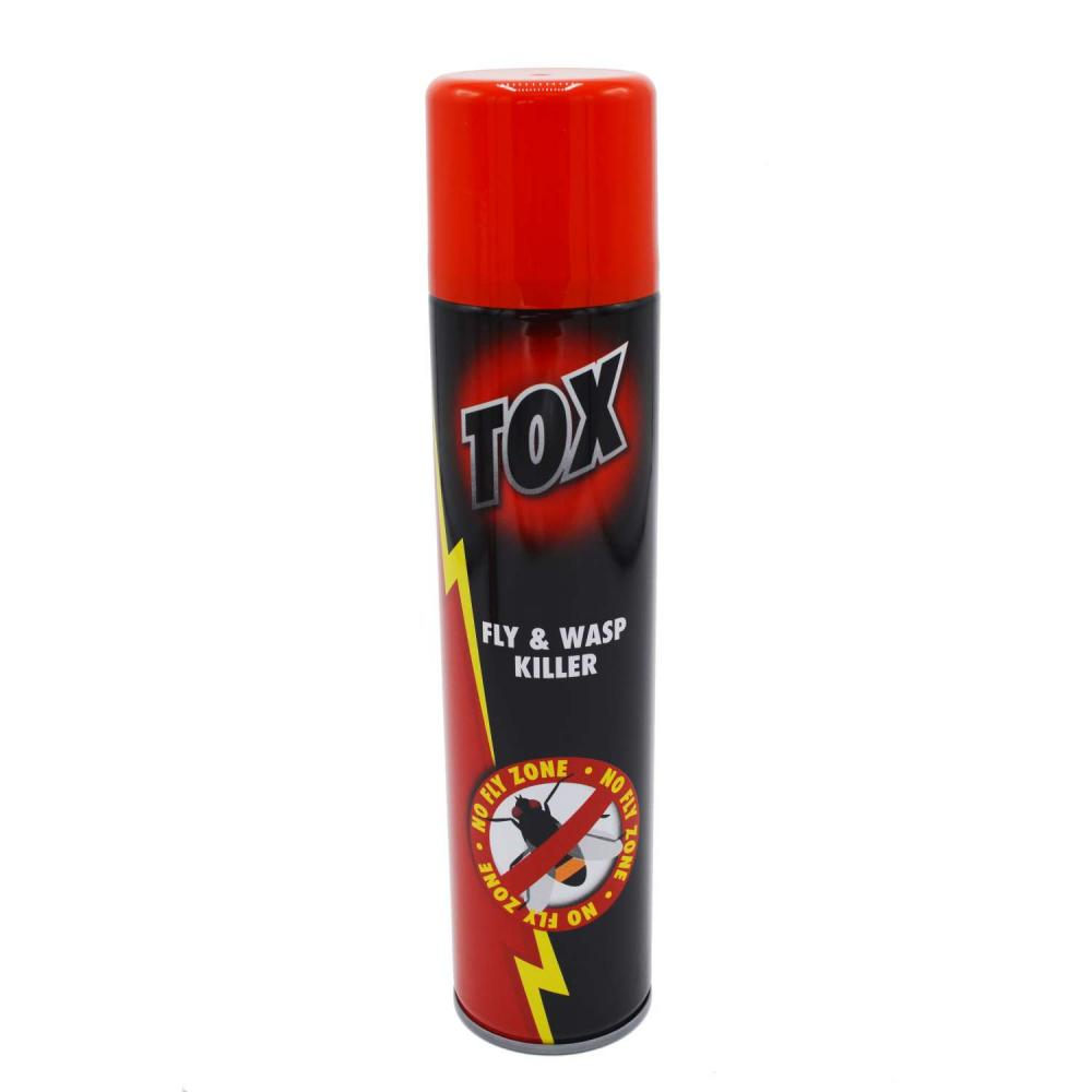 Tox Fly and Wasp Killer 300ml