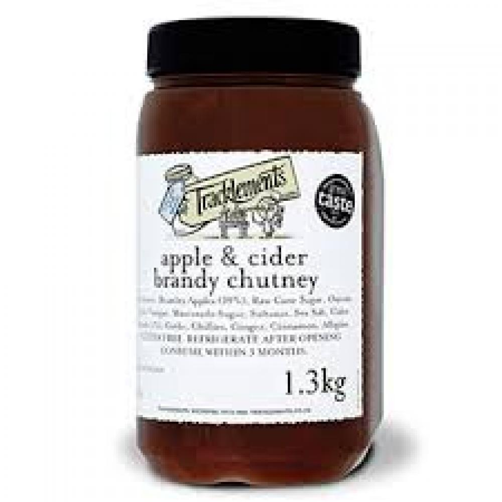 Tracklements Apple and Cider Brandy Chutney 1.3kg