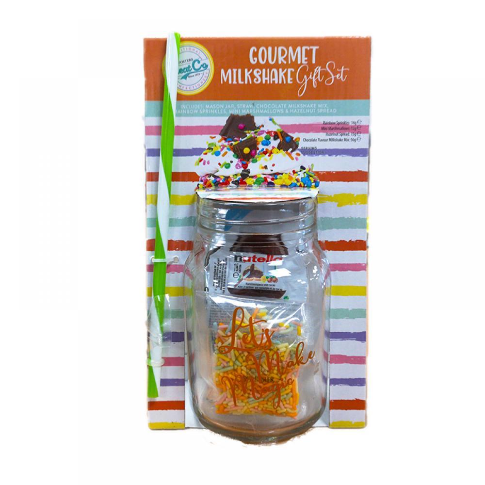 Treat Co Gourmet Milkshake Gift Set