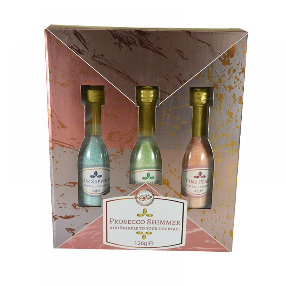 SALE  Treat Co Prosecco Shimmer Set 126g