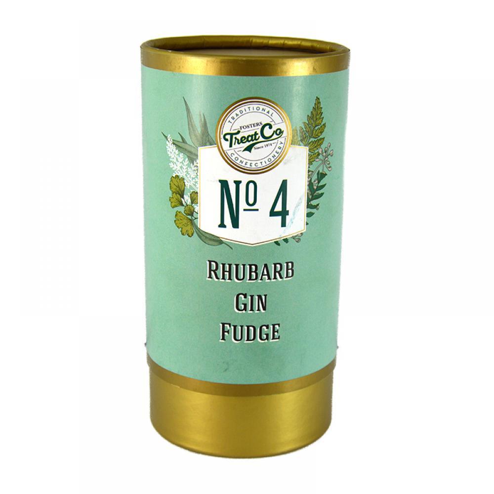 Treat Co Rhubarb and Gin Fudge 200g