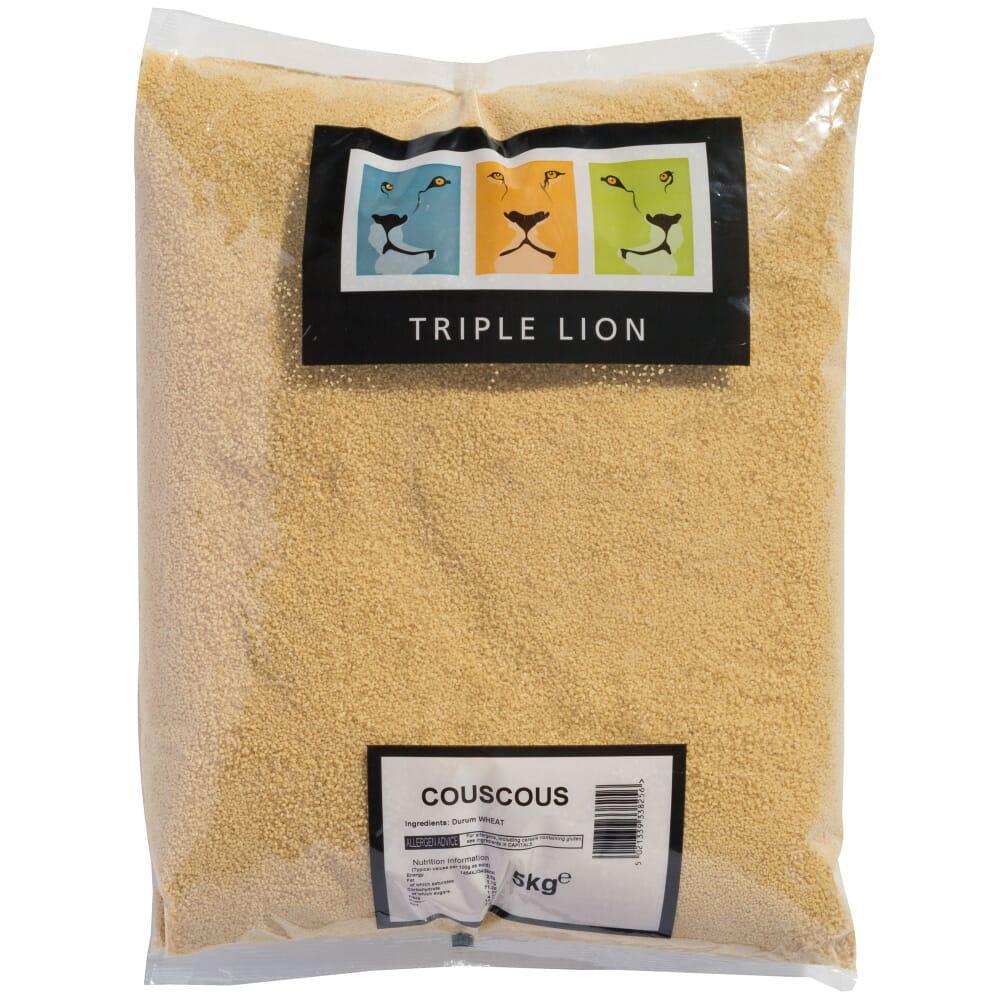 Triple Lion Couscous 500g