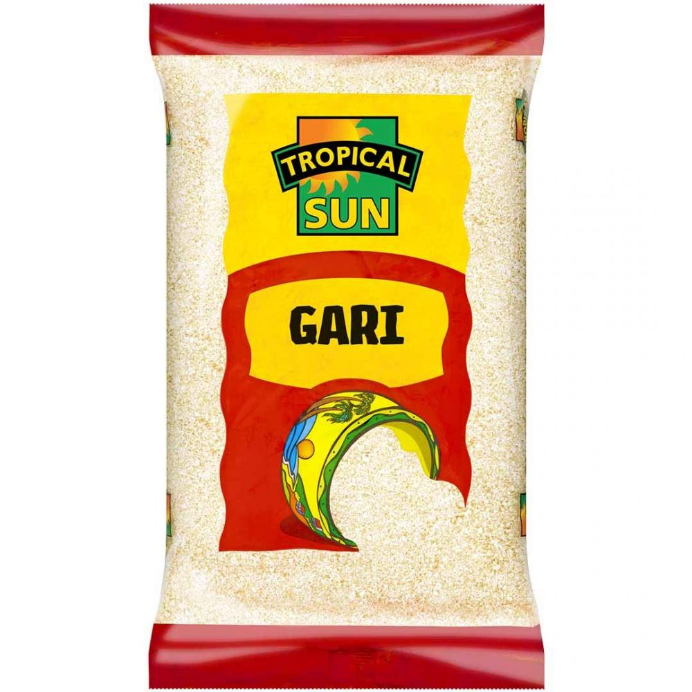 Tropical Sun Gari White 1.5 Kg