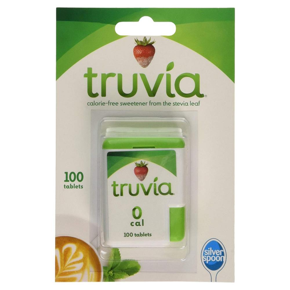 Truvia Sweetener 100 Tablets 5g