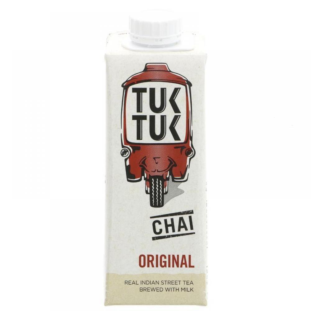 Tuk Tuk Chai Original 250ml