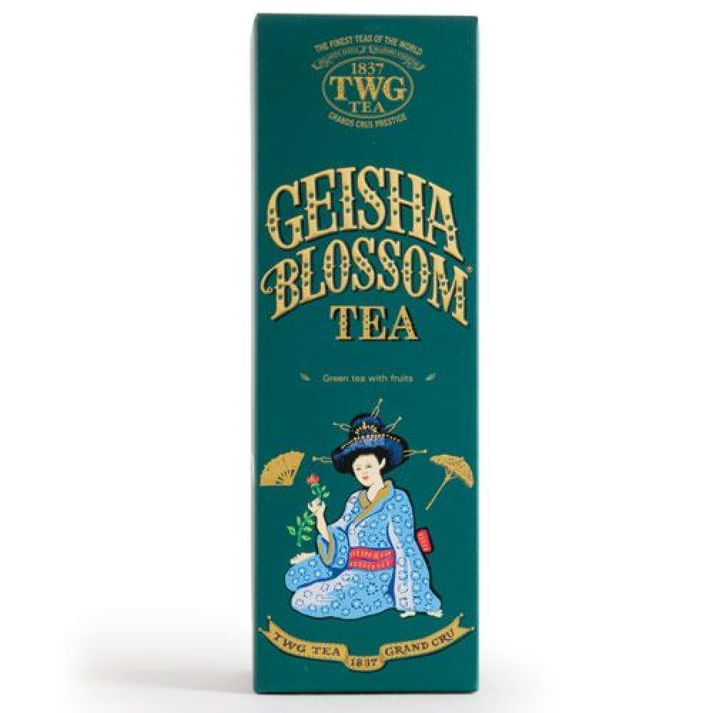 TWG Tea Geisha Blossom Tea 100g