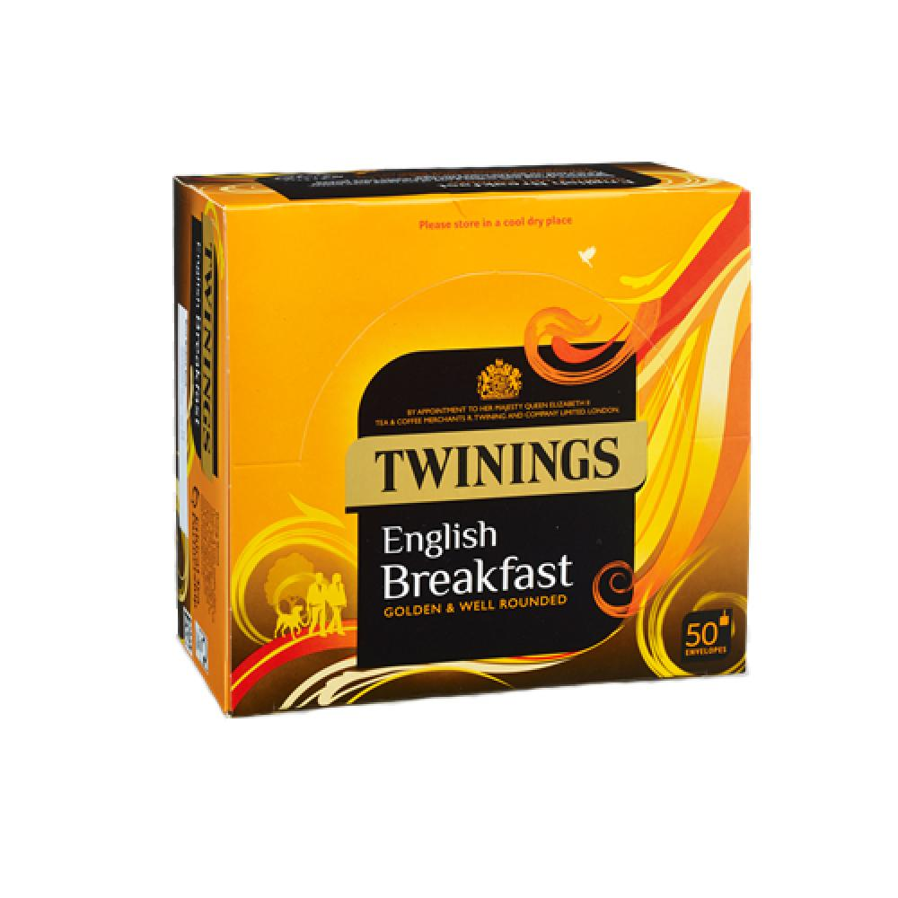 Twinings English Breakfast 50 bags