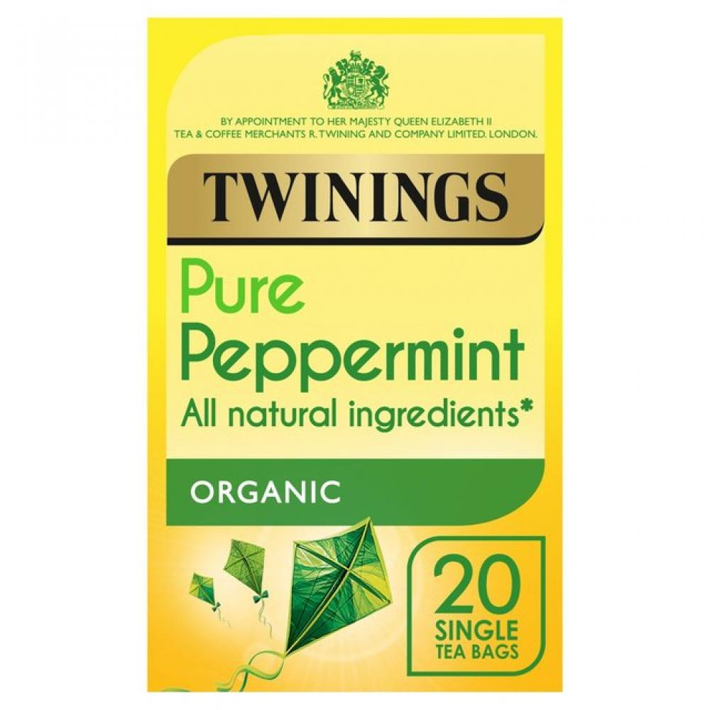 SALE  Twinings Pure Peppermint Tea 20 bags