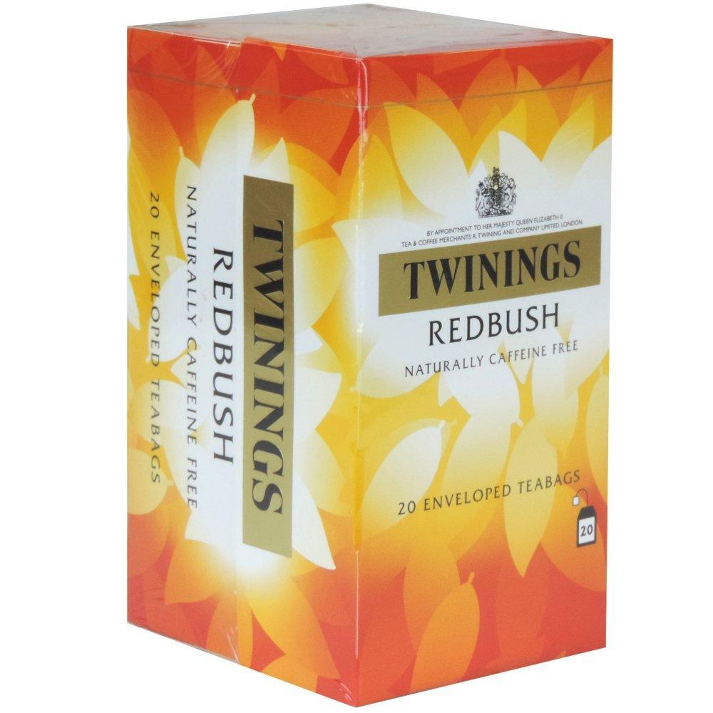 Twinings Redbush Caffeine Free 20 bags