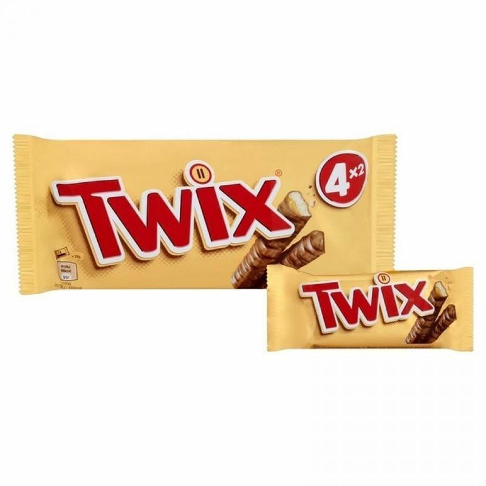 Twix 4 x 40g
