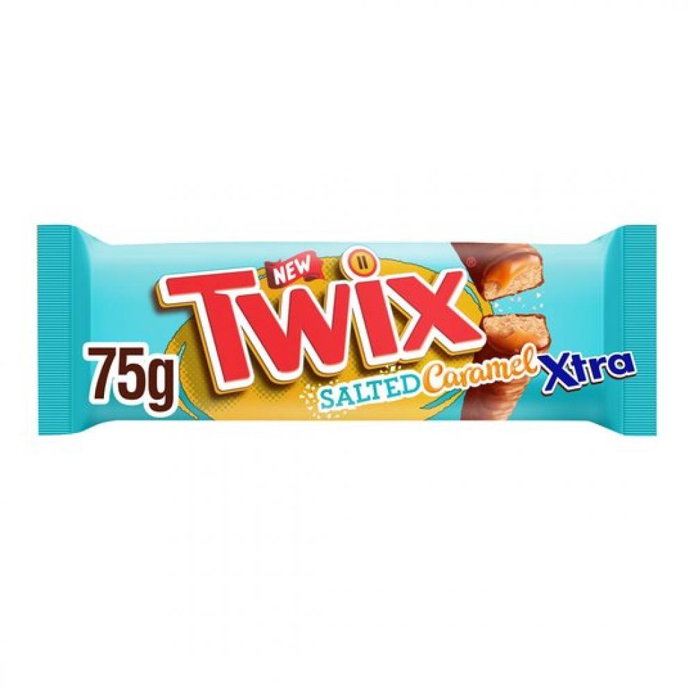 Twix Xtra Salted Caramel 75g