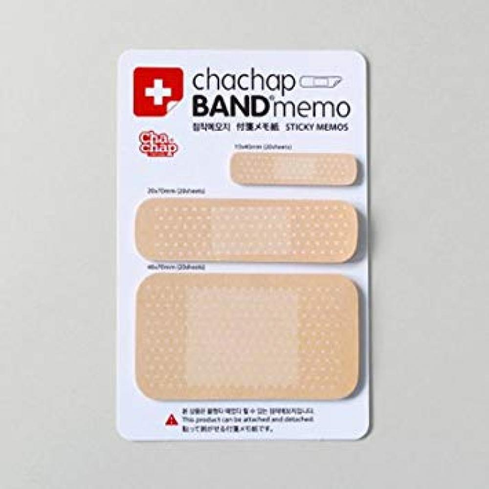 Unbranded Chachap Band Memo