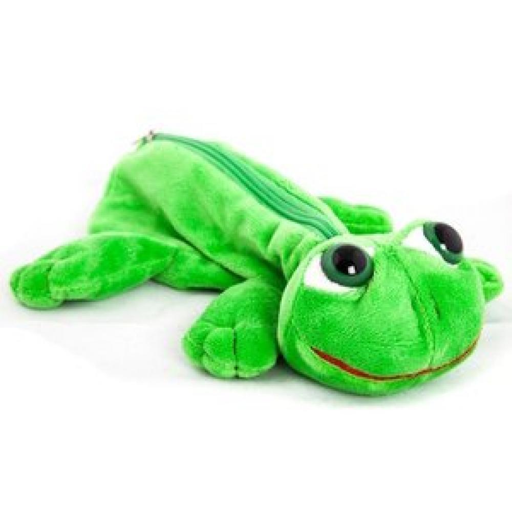 Nici Frog Pencil Case