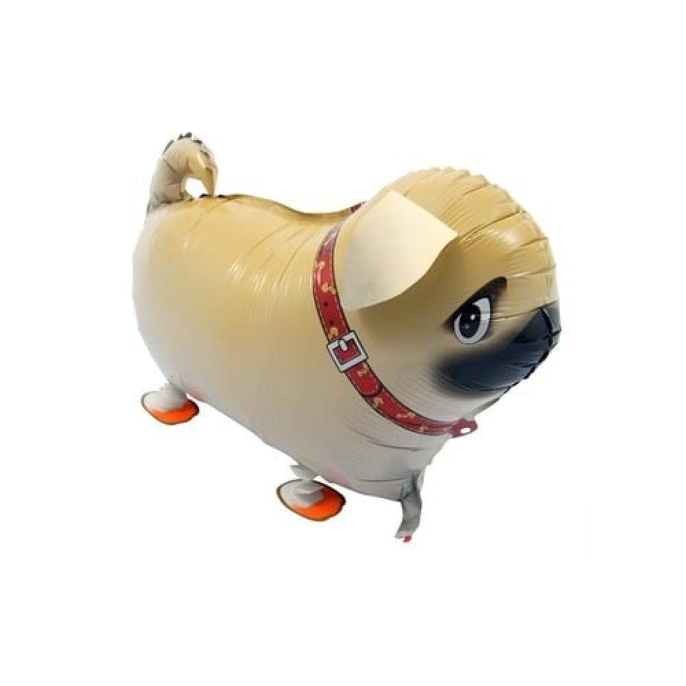 Unbranded Large Walker Pug Balloon