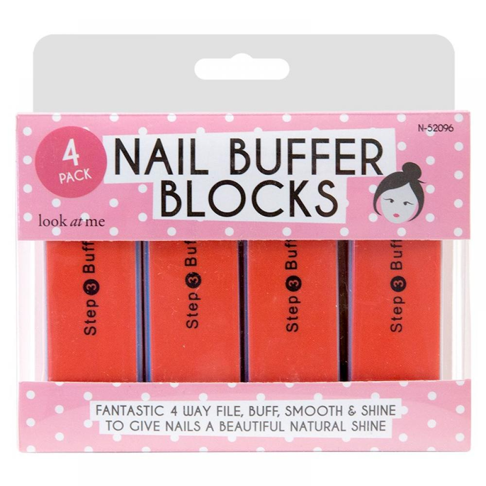 SUMMER SALE  Unbranded Nail Buffer Blocks 4 pack