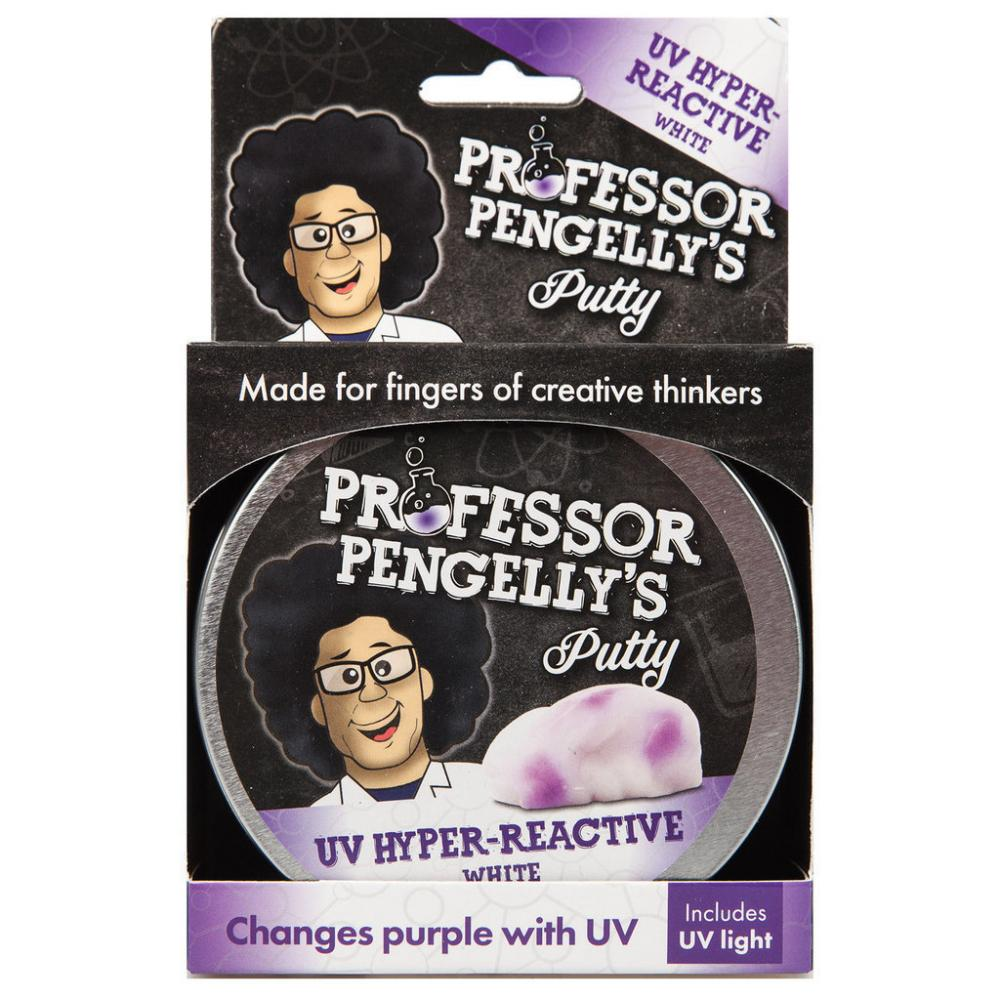 Unbranded Professor Pengellys Putty UV Hyper Reactive White