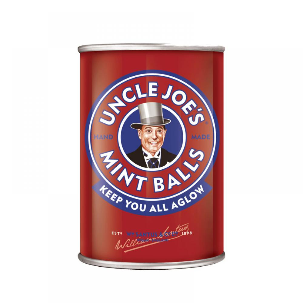 Uncle Joes Mint Balls Gift Tin 120g
