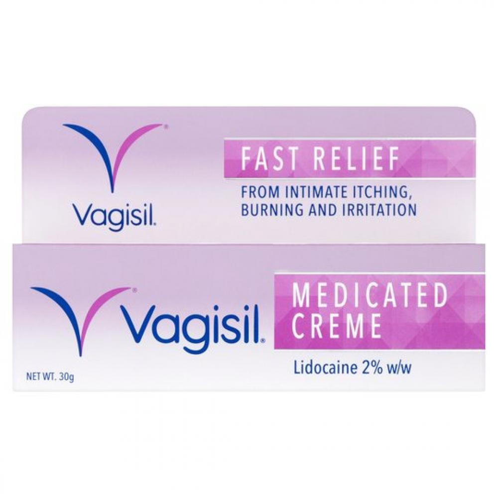 Vagisil Medicated Cream 30g