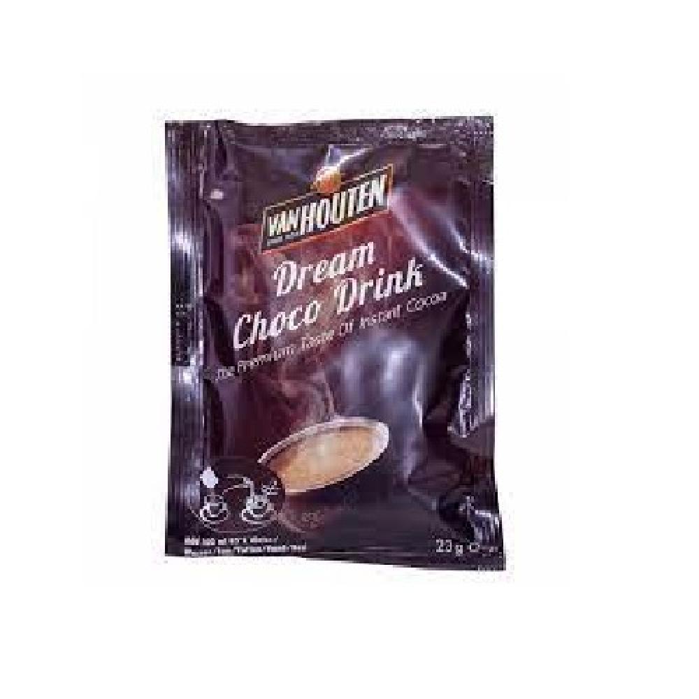Van Houten Dream Choco Drink 23g