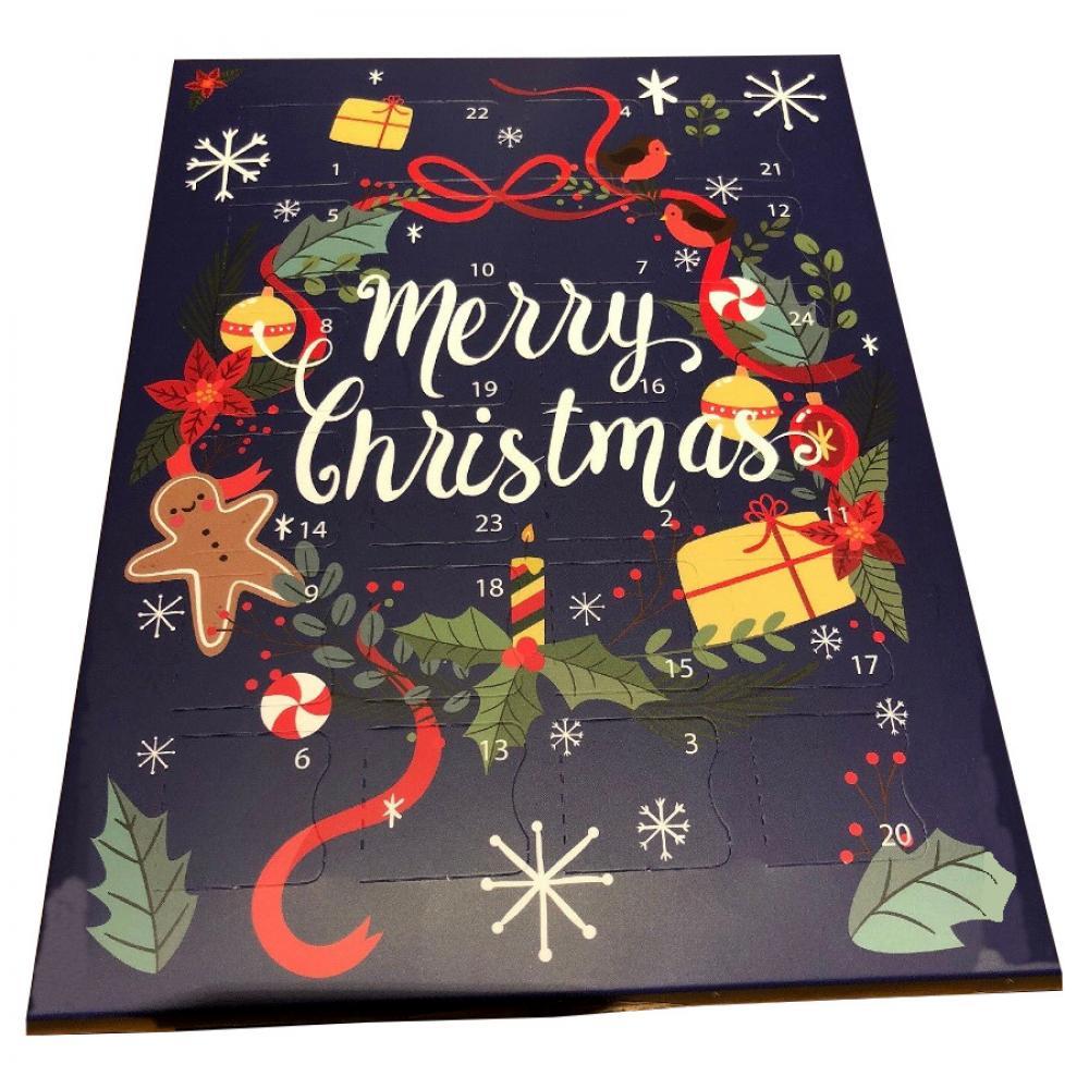 Van Roy Chocolate Advent Calendar 385g