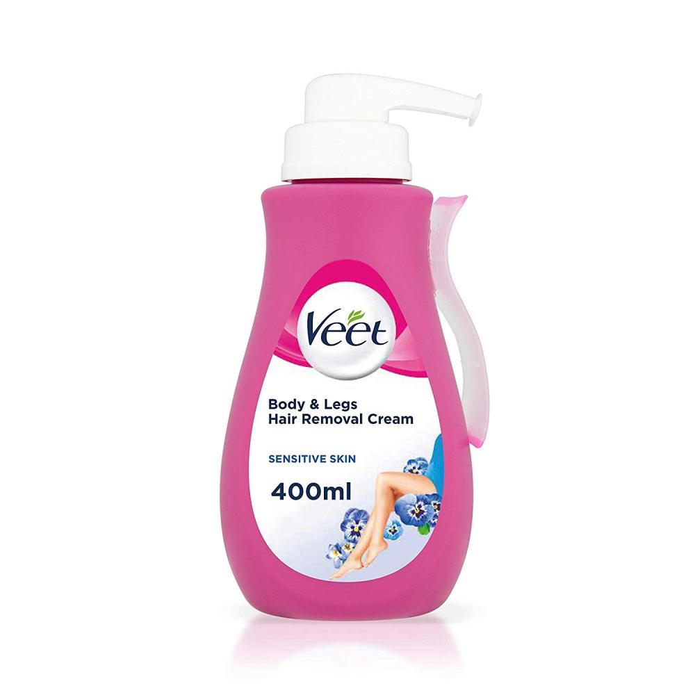 Veet Hair Removal Cream Sensitive Skin 400 ml