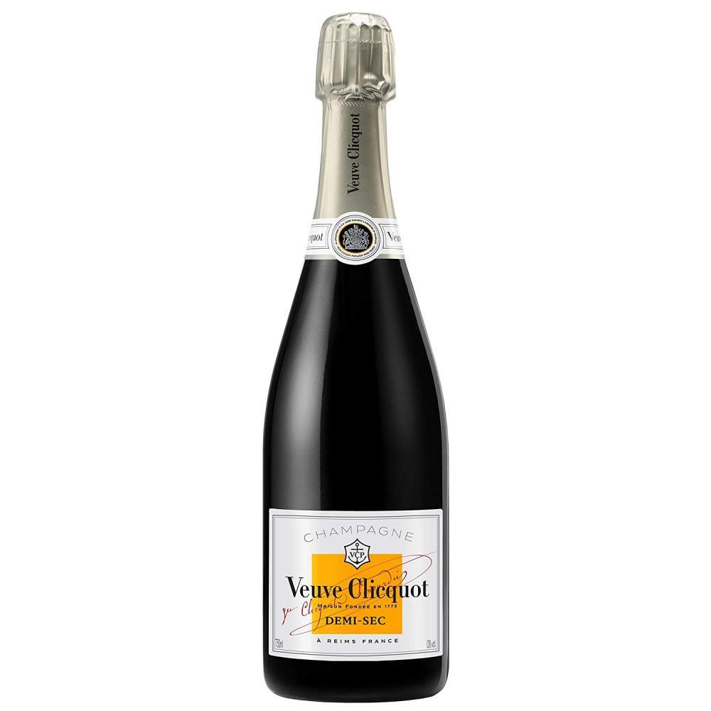 Venue Clicquot Demi-Sec Champagne 750 ml